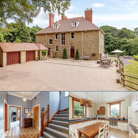 6 bedroom detached house for sale - Llanasa, Holywell, Clwyd