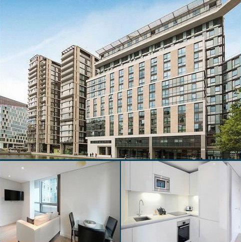 3 bedroom flat to rent - Merchant Square East, Paddington, London, W2 1AN