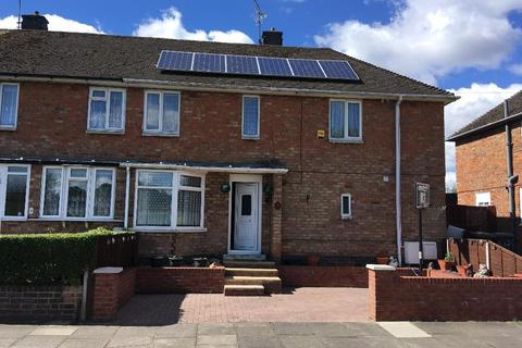 3 bedroom semi-detached house for sale - Gervas Road, Thurnby Lodge, Leicester, Leicestershire, LE5 2EH