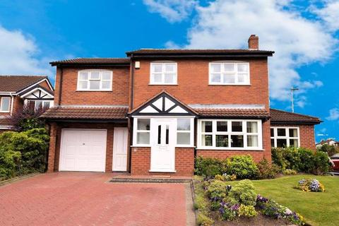 4 bedroom detached house for sale - Knowlands Road, Shirley, Solihull, B90 4UG