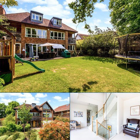 7 bedroom detached house for sale - Cedar Park Gardens, Wimbledon, London, SW19