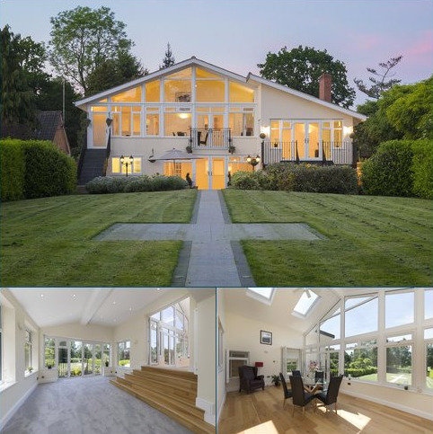 5 bedroom detached house for sale - Poolhead Lane, Tanworth-in-Arden, Solihull, West Midlands, B94