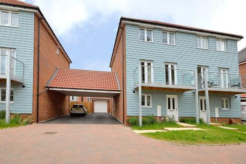 4 bedroom townhouse to rent - Almond Drive, Norwich