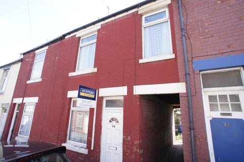 2 bedroom terraced house to rent - Toyne Street, Crookes, Sheffield, S10 1HJ