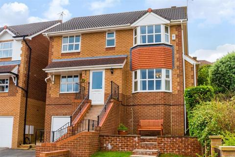 4 bedroom detached house for sale - Moorland View, Rodley, LS13