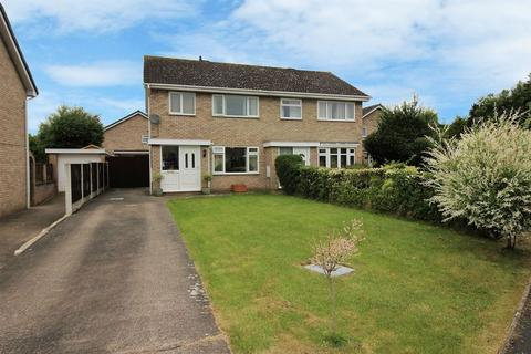 3 bedroom semi-detached house to rent - Kestrel Drive, Shrewsbury