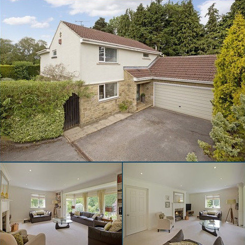 4 bedroom detached house for sale - Willow Close, Burley in Wharfedale