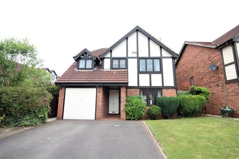 4 bedroom detached house for sale - Osterley Grove, Nuthall, Nottingham, NG16