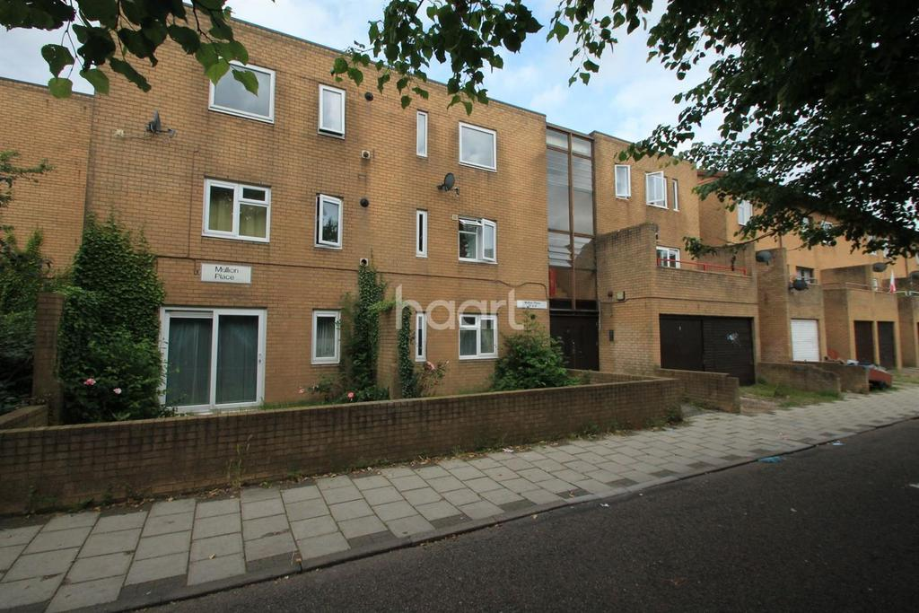 1 Bedroom Flat for sale in Mullion Place, Fishermead