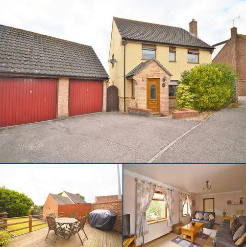 4 bedroom detached house for sale - Hughes Stanton Way, Lawford, Manningtree