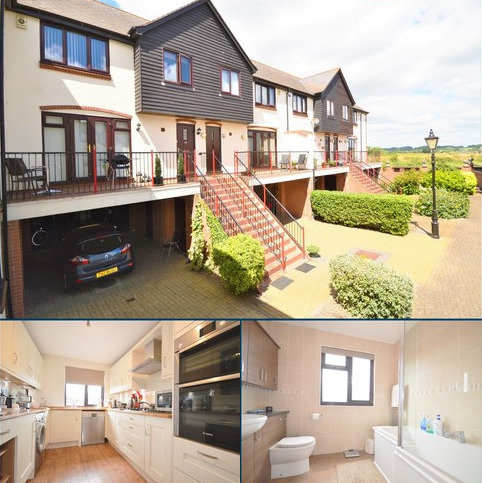 3 bedroom townhouse for sale - Maltings Wharf, Manningtree