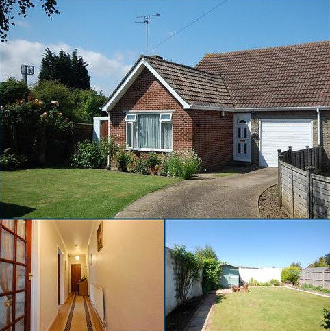 2 bedroom semi-detached bungalow to rent - Woollets Close, Herne Bay