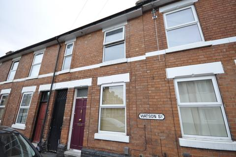 2 bedroom terraced house to rent - Watson Street, Derby