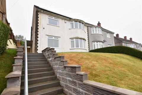 3 bedroom semi-detached house for sale - Heol Gwyrosydd, Penlan, Swansea