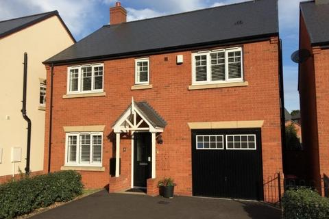 5 bedroom detached house for sale - 8 Cowslip Acres, Church Aston, Newport, Newport, TF10 9FB