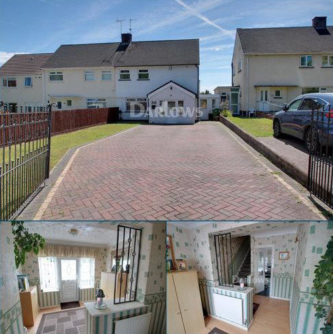 3 bedroom semi-detached house for sale - Greenway Road, Rumney, Cardiff