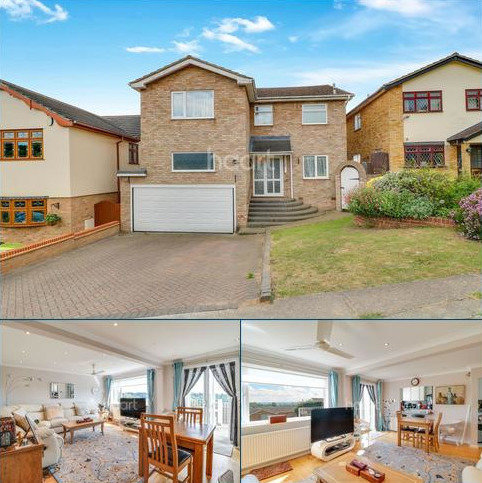 4 bedroom detached house for sale - Southwell Road, South Benfleet