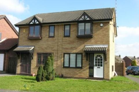 2 bedroom semi-detached house to rent - Swift Close, Mickleover