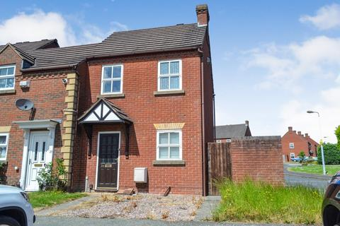 2 bedroom terraced house to rent - Sheepwell Court, Ketley Bank
