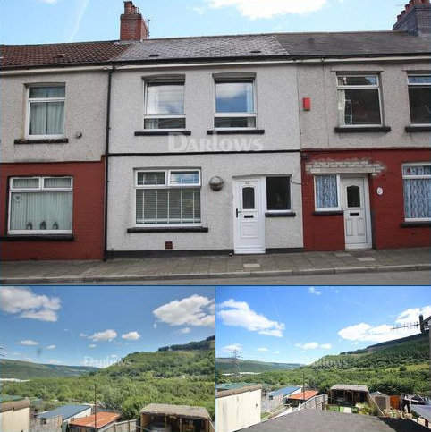3 bedroom terraced house for sale - Aberdare
