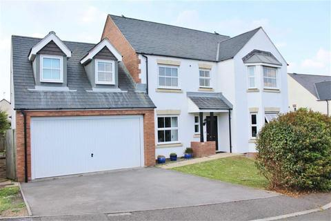 4 bedroom detached house for sale - William Gammon Drive, Mumbles