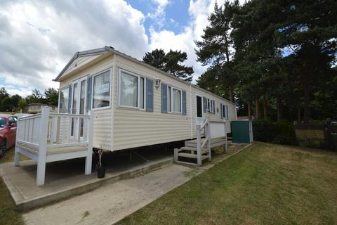 2 bedroom lodge for sale - Merryhill Country Park, Honingham