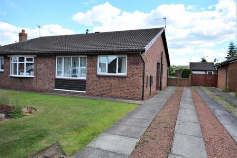 2 bedroom bungalow for sale - Shawbrow View, Bishop Auckland, DL14 6XH
