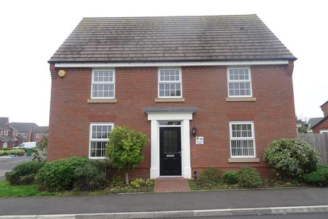 4 bedroom detached house to rent - Laburnum Grove, Spring Gardens, Shrewsbury