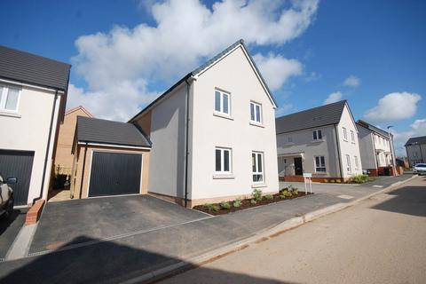 3 bedroom detached house for sale - Wheel Close, Roundswell, Barnstaple