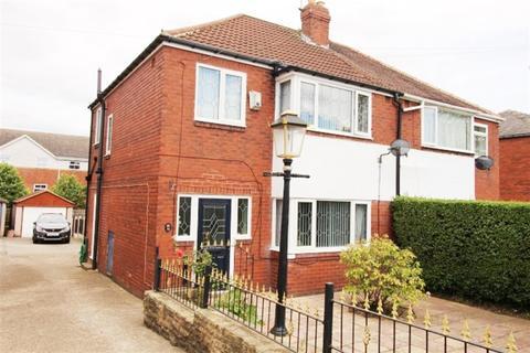 3 bedroom semi-detached house for sale - Swinnow Drive, Bramley, Leeds , LS13 4NS