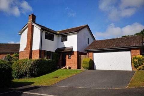 4 bedroom detached house for sale - Newbery Close, Colyton, Devon