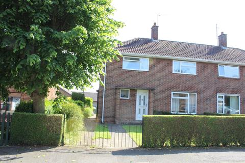 3 bedroom semi-detached house for sale - Ancaster Avenue, Spilsby, PE23 5HP