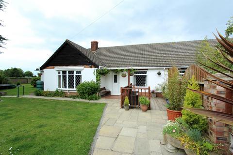 3 bedroom semi-detached bungalow for sale - Chapel Lane, Manby, Louth, LN11 8HQ