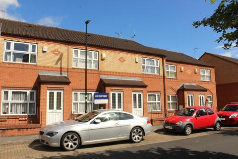 2 bedroom terraced house to rent - Bowling Green Croft, York, YO31 8FY