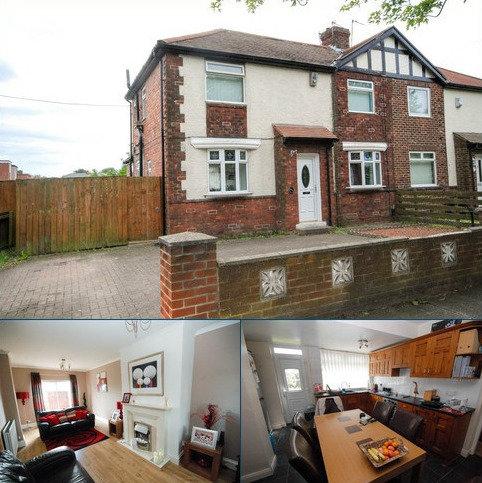 3 bedroom semi-detached house for sale - Prudhoe Grove, Jarrow