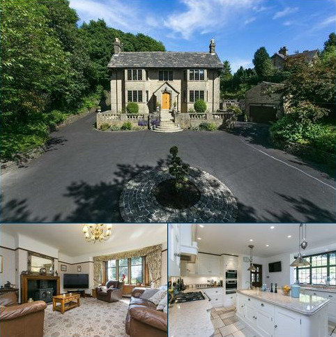 4 bedroom detached house for sale - Higher Reedley Road, Brierfield, Lancashire