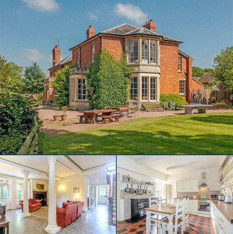 9 bedroom detached house for sale - Abbeydore, Hereford, HR2