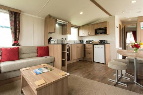 2 bedroom mobile home for sale - Looe Bay Holiday Park, East Looe