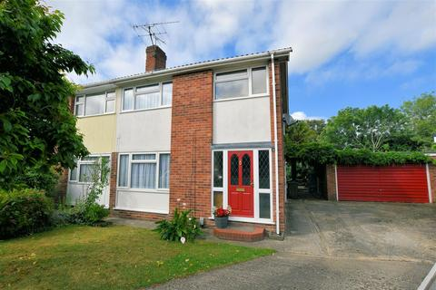 4 bedroom semi-detached house for sale - Gwynne Close, Tilehurst, Reading