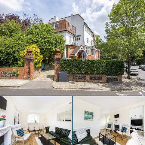 1 bedroom flat for sale - Bracknell Lodge, 5 Frognal Lane, London, NW3