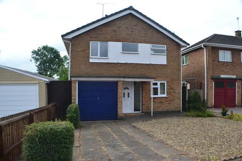 3 bedroom detached house for sale - Homestead Drive, Wigston, LE18