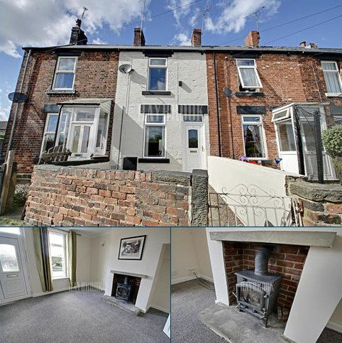 2 bedroom terraced house for sale - The Gate, Dodworth