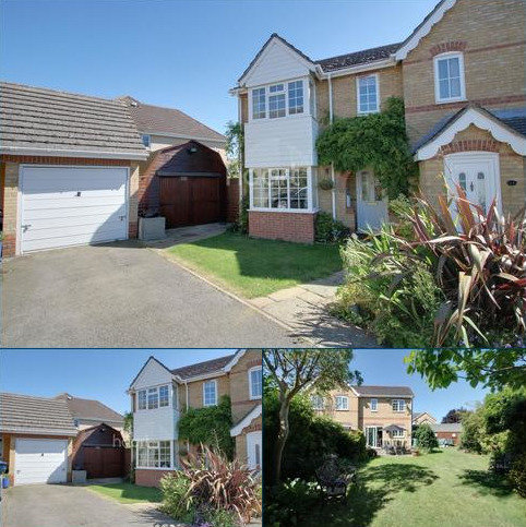 3 bedroom end of terrace house for sale - Kitson Gardens, Stretham