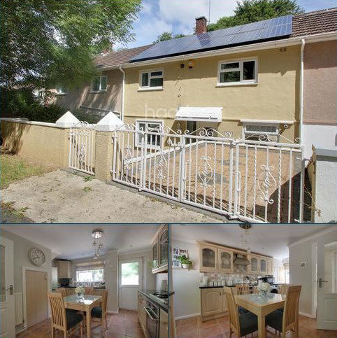 2 bedroom terraced house for sale - St Pancras Avenue, Plymouth