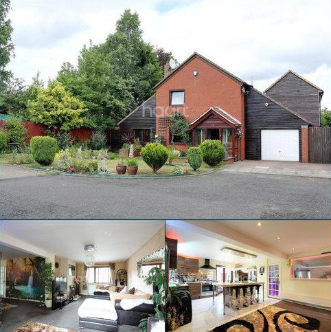 5 bedroom detached house for sale - Springfield