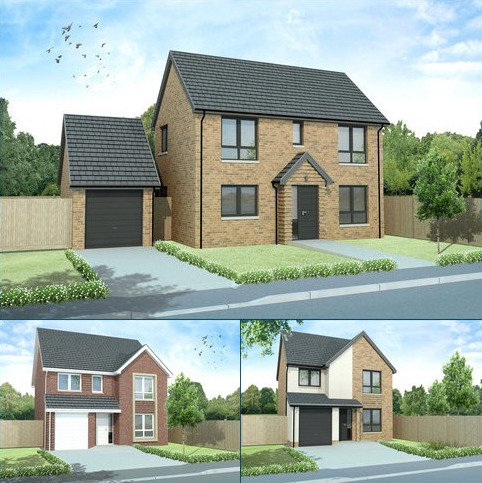 3 bedroom detached house for sale - Plot 12 -  Calderpark Gardens, Glasgow, G71