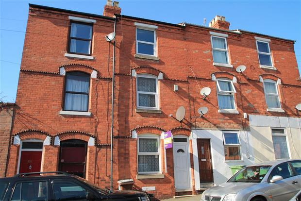 3 Bedrooms Terraced House for sale in Berridge Road, Hyson Green, Nottingham