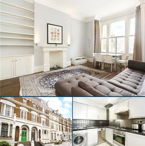 2 bedroom flat to rent - Sinclair Road, Brook Green, London, W14