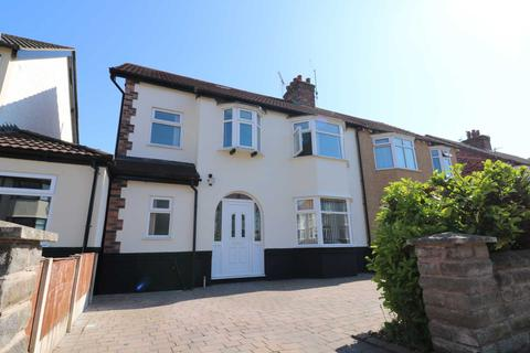 4 bedroom semi-detached house for sale - Holmefield Avenue, Liverpool