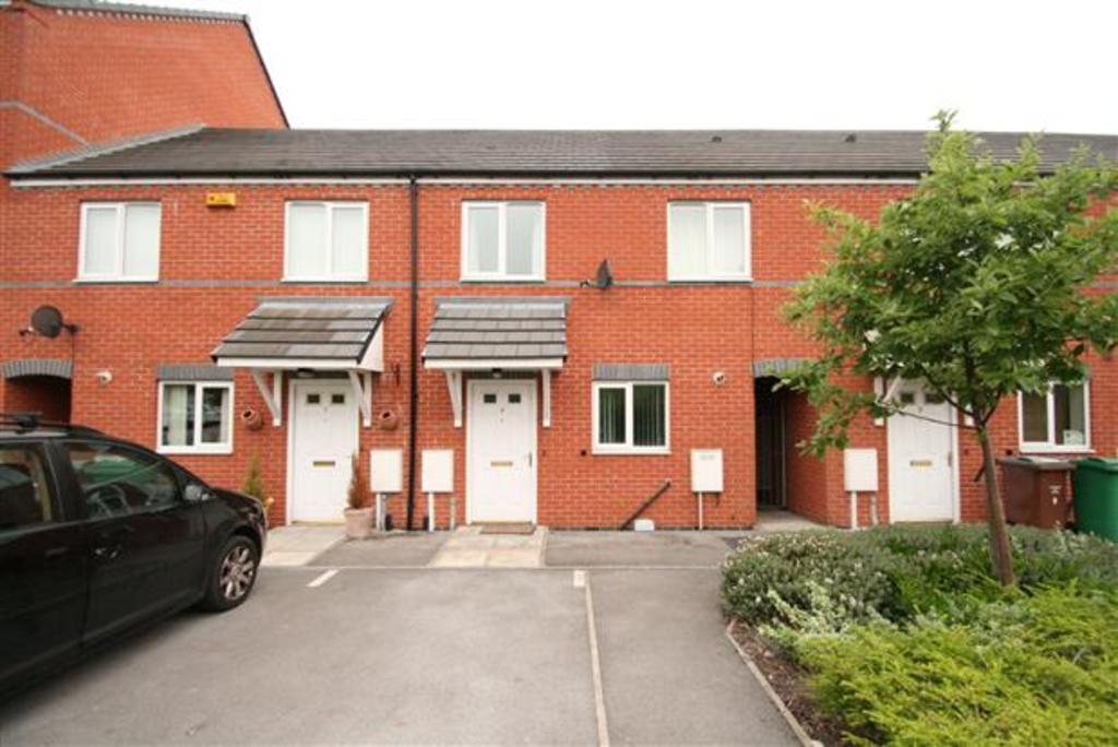 3 Bedrooms Terraced House for sale in Mount Heights, Basford, Nottingham